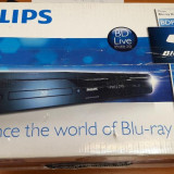 Blu ray player Philips bdp-3000 in cutie,,nefolosit