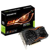 Placa video GIGABYTE GeForce GTX 1050 Ti G1 Gaming 4G, N105TG1 GAMING- 4GD, PCI-E 3.0 x 16, 4GB GDDR5, 128 bit, DVI-D *1, HDMI-2.0b*3, Display bulk - Placa video PC Gigabyte, PCI Express, 3 GB, nVidia
