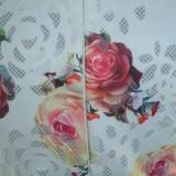 Rochita cu model floral