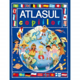 Atlasul copiilor - Carte educativa