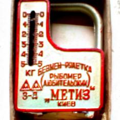 Cantar de mana, 5kg, rusesc - Cantar bagaje