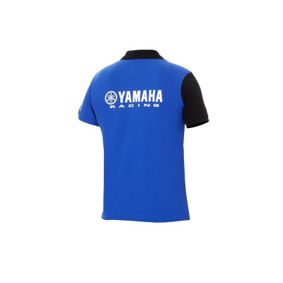 Tricou Yamaha Racing culoare albastru/negru marime S Cod Produs: MX_NEW B18FT109E10SYA foto