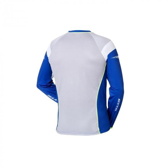 Tricou motocross Yamaha Racing MX culoare albastru/alb marime XL Cod Produs: MX_NEW A18RT112E71LYA