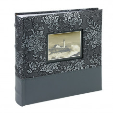 Album foto Smart personalizabil, 300 foto 10x15 cm, slip-in, notes, textil