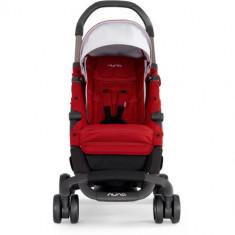 Carucior Ultracompact Pepp Scarlet - Carucior copii 2 in 1 Nuna