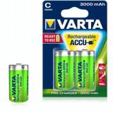 Varta Acumulator Ni-MH Mono (C, R14) 1, 2V 3000 mAh 2 buc - Baterie Aparat foto