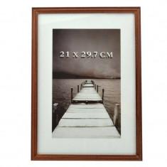 Rama foto Procart Alvin Lemn 21x29.7cm Mahon