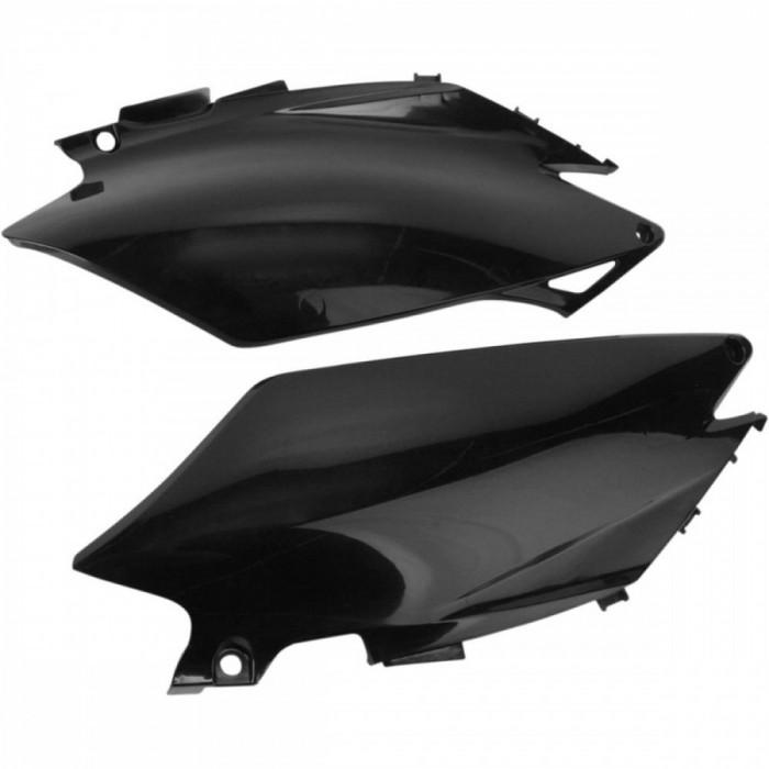 Laterale spate negre Honda CRF 250 R 2011-2013 Cod Produs: MX_NEW HO04647001 foto mare
