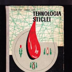 TEHNOLOGIA STICLEI
