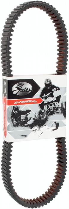 "Curea snowmobil/ATV 1171,6 mm (46-1/8"") Gates G-Force C12 Cod Produs: MX_NEW 11420452PE foto mare"
