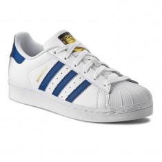 Adidasi Adidas Superstar Foundation -Adidasi Originali-Adidasi dama S74944, Culoare: Din imagine, Marime: 36, 36 2/3, 37 1/3, Piele naturala