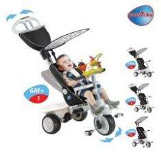 Tricicleta copii Smart Trike 6-12 luni, 1 an, 2 ani, 3 ani