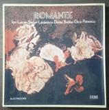 Set 4 Viniluri -Romante- Ion Luican;Stefan Lazarescu;Doina Badea;Gica Petrescu