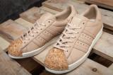 Cumpara ieftin Adidasi originali ADIDAS SUPERSTAR 80S - adidasi unisex 100 % originali, 43 1/3, 44, Piele naturala