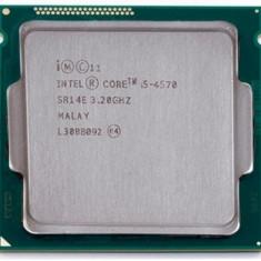 Procesor Intel i5 4570, 4 core, Frecventa 3.20 GHz, 6MB , sk 1150,cooler Cupru