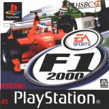 F1 2000 - PS1 [Second hand], Multiplayer, Curse auto-moto, 3+