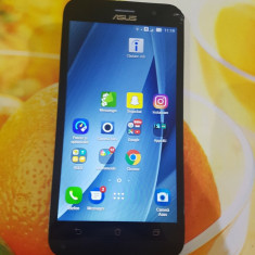 Telefon mobil asus zenfone - Telefon Asus, Argintiu, 16GB, Neblocat