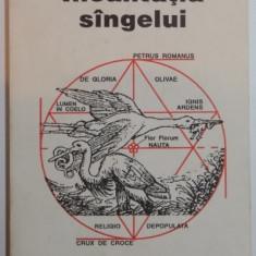 INCANTATIA SANGELUI- VASILE LOVINESCU, IASI 1993