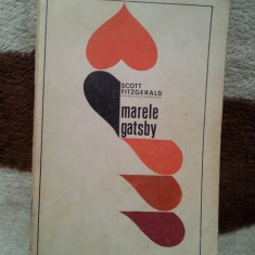 MARELE GATSBY-FRANCIS SCOTT FITZGERALD
