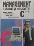 Management Teorie Si Aplicatii C++ - Marian Zaharia, Camelia Zaharia, Anda Deac, Florin,414535