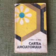 Cartea apicultorului marza popa carte albine apicultura stiinta ed agro silvica