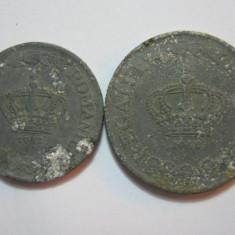Romania (e5): 5, 20 Lei 1942
