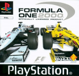 Formula One 2000  - PS1 [Second hand], Multiplayer, Curse auto-moto, 3+