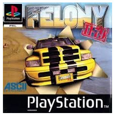 Felony 11-79  - PS1 [Second hand] fm, Multiplayer, Curse auto-moto, Toate varstele