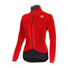 Jacheta de iarna Castelli Elemento 2 7X(AIR) W, de dama, Rosu, XS Bike Collection - Geaca XXXL
