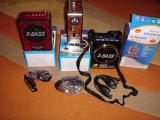 RADIO BOXA PORTABILA  MP3 PLAYER REDARE STIK USB SI CARD SD + LANTERNA SI RADIO