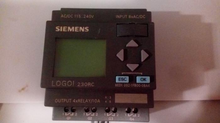 LOGO 230RC con display 6ED1052 1FB00 0BA4