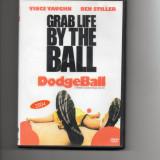 Grab life by the  ball -DVD - film, Romana