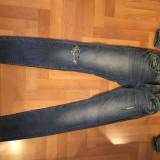 Geaca blugi-Pantaloni blugi dama