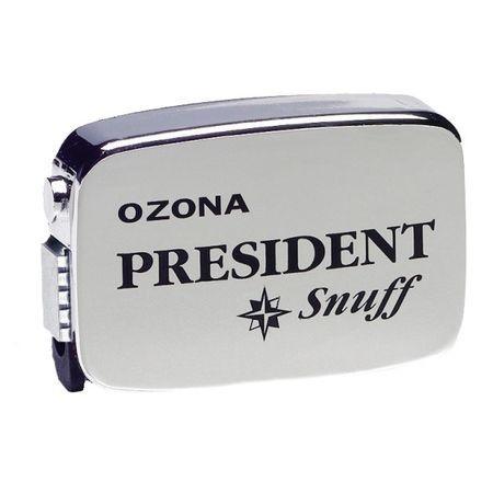 Tutun pentru prizat OZONA PRESIDENT SNUFF 7gr