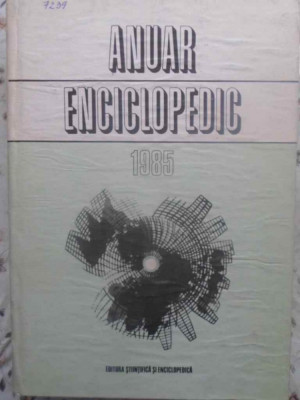 Anuar Enciclopedic 1985 - Necunoscut ,414477 foto