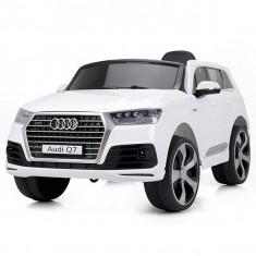 Masinuta electrica Chipolino SUV Audi Q7 White - Masinuta electrica copii