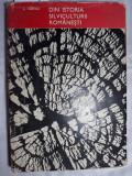 DIN ISTORIA SILVICULTURII ROMANESTI - D. IVANESCU - EDITURA CERES - BUC. 1972