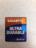 Sticker autocolant Gigabyte model 1