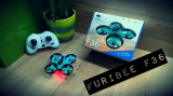 Mini Drona F36 Furibee, Nou la cutie. 6 Axis Gyro,One key home,Wireless 2.4ghz