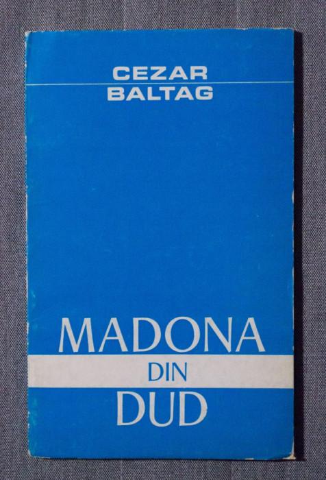 Cezar Baltag - Madona din dud (tiraj 1300 ex.) foto mare