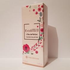 Apă de parfum Comme une Evidence, 50 ml, Yves Rocher, editie de colectie - Parfum femeie