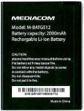Baterie Originala Smartphone Mediacom Phonepad Duo G512 Livrare gratuita!, 2000mAh/7,4Wh, 3,7 V, Li-ion