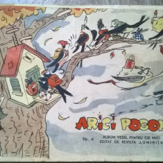 REVISTA ARICI POGONICI NR.4/1957 - Reviste benzi desenate