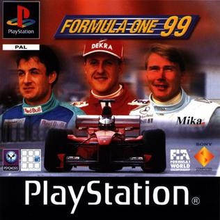Formula One 99 - PS 1 [Second hand] cod foto mare