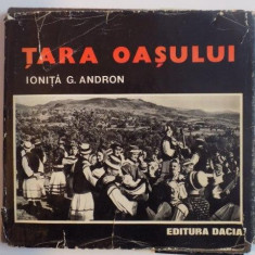 TARA OASULUI de IONITA G. ANDRON 1977