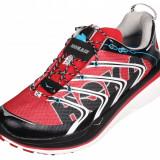 Rapa Nui 2S Trail WP Mens Runnig Shoes rosu-negru UK 11,5