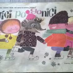 REVISTA ARICI POGONICI NR.1/1966 - Reviste benzi desenate