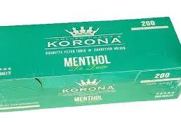 KORONA MENTHOL 200 foto