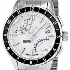 Timex T2N499 Intelligent Quartz ceas barbati 100% original. Livrare rapida - Ceas barbatesc Timex, Casual, Inox, Alarma