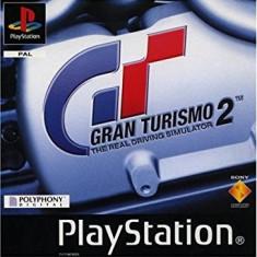 Gran Turismo 2 -  PS1 [Second hand]